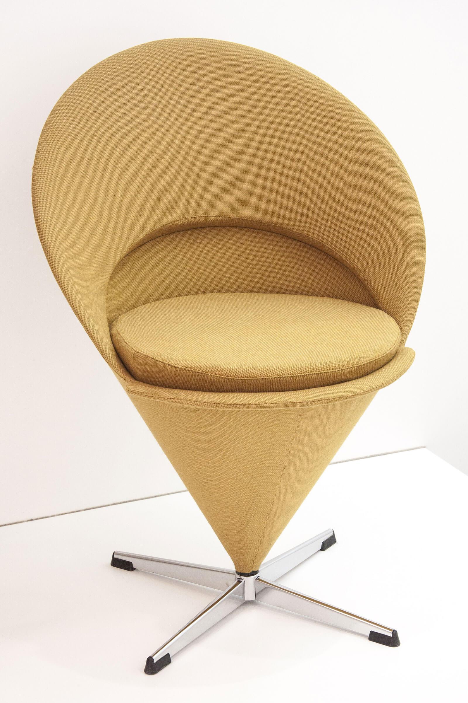 Pop art stílus Panton szék